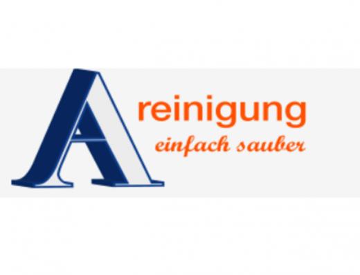 A Reinigung Logo