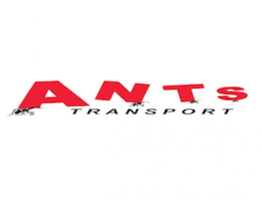 Ants Transport Logo