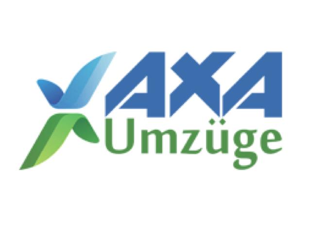 AXA Umzüge Logo