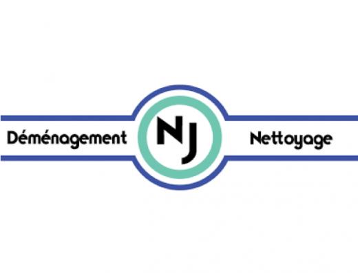 NJ Déménagement Nettoyage Logo