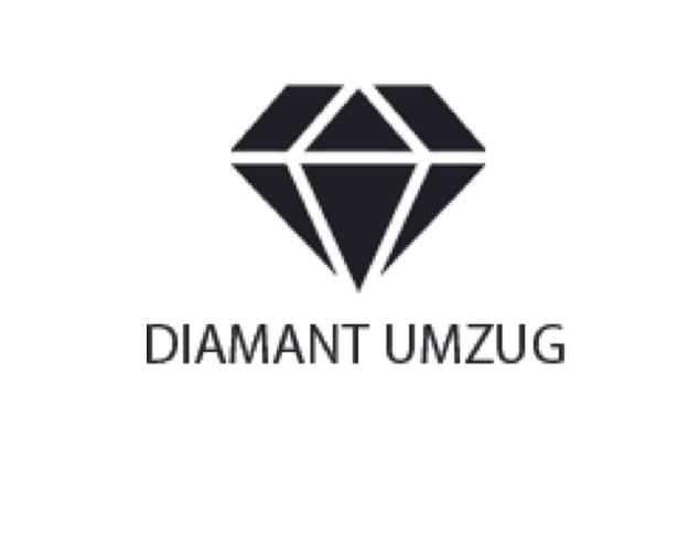 Diamant Umzug Logo