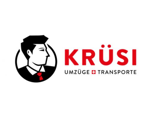 Krüsi Umzüge Transporte Logo