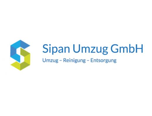 Sipan Umzug Logo