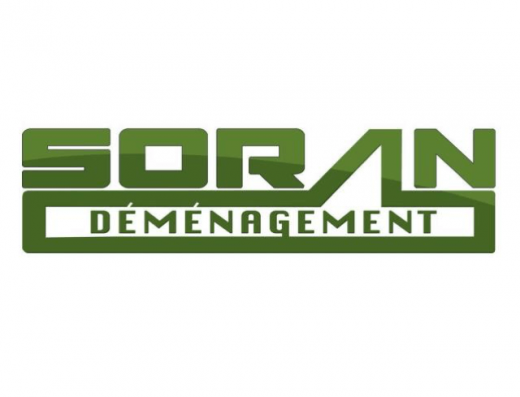 Soran Déménagement Logo