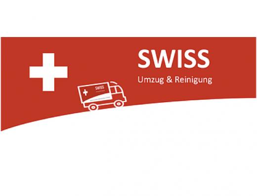 Swiss Umzug & Reinigung Logo