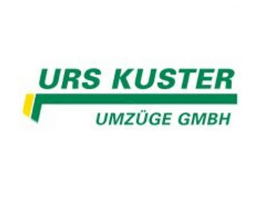 Urs Kuster Umzüge Logo